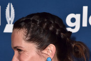 Katie Aselton French Braid