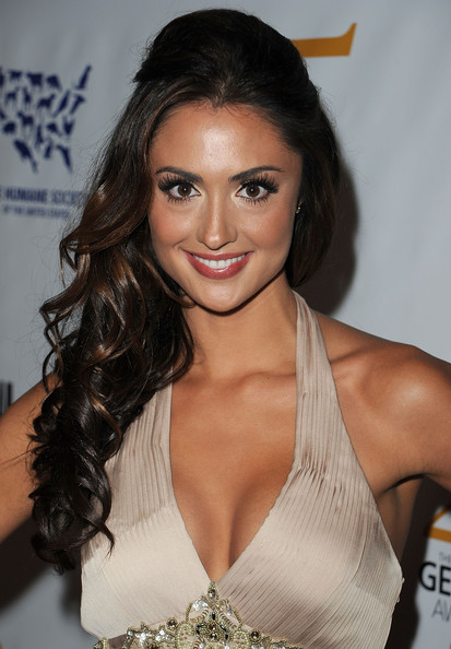 Katie Cleary Half Up Half Down