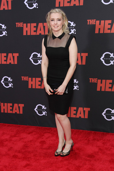 Katie Dippold Little Black Dress
