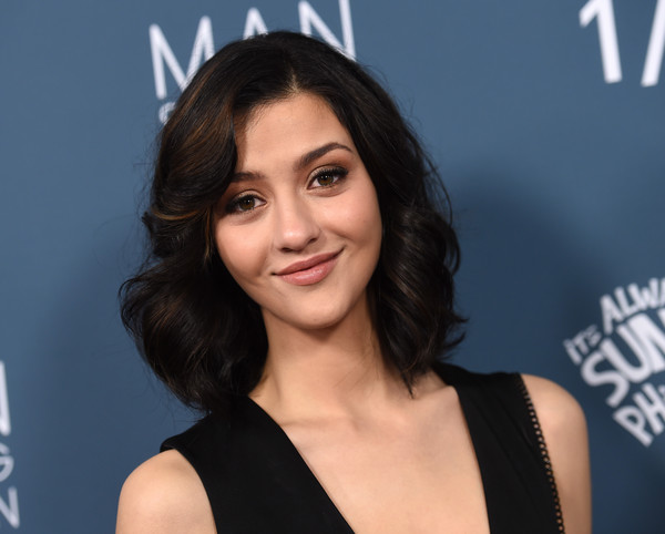 Katie Findlay Medium Curls