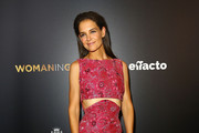 Katie Holmes Cutout Dress
