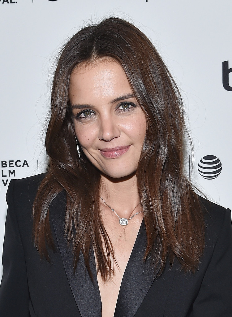 Katie Holmes Long Cent...