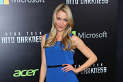 Katrina Bowden Print Dress