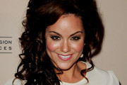 Katy Mixon Long Curls
