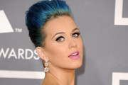 Katy+Perry+54th+Annual+GRAMMY+Awards+Arrivals+72Yw9Z8lESjs Katy Perry Riffs on the Classic French Twist