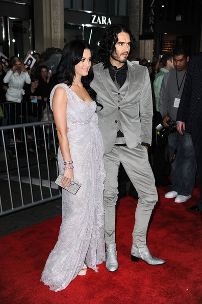 Katy Perry Cocktail Ring [the tempest,red carpet,carpet,premiere,dress,flooring,event,gown,fashion,haute couture,suit,arrivals,russell brand,katy perry,actor,el capitan theatre,touchstone pictures,miramax films,premiere,premiere]