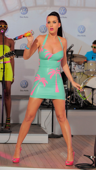 Katy Perry Mini Dress