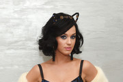 Katy Perry Fur Scarf