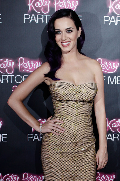 More Pics of Katy Perry Cocktail Dress (1 of 16) - Cocktail Dress Lookbook - StyleBistro