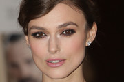 Look of the Day: Keira Knightley's Burgundy Brilliance