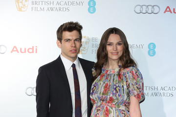 Keira Knightley James Righton EE British Academy Awards Nominees Party - Arrivals