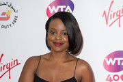 Keisha Buchanan Buckled Clutch