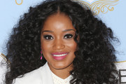 Keke Palmer False Eyelashes