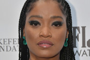 Keke Palmer Smoky Eyes