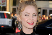 Kelli Garner Leaf Earrings