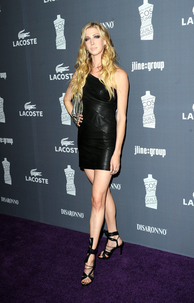 Kelli Jones Leather Dress