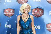 Kellie Pickler Beaded Dress