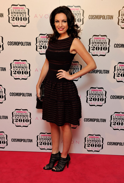 Kelly Brook Ankle Boots [cosmopolitan ultimate women of the year awards 2010,clothing,dress,cocktail dress,little black dress,carpet,premiere,shoulder,red carpet,fashion,footwear,arrivals,kelly brook,cosmopolitan ultimate women of the year awards,england,london,banqueting house]
