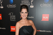 Kelly Monaco Little Black Dress