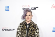Kelly Osbourne Fur Coat