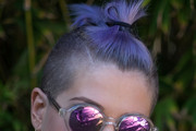 Kelly Osbourne Red Lipstick