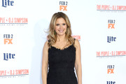 Kelly Preston Lace Dress