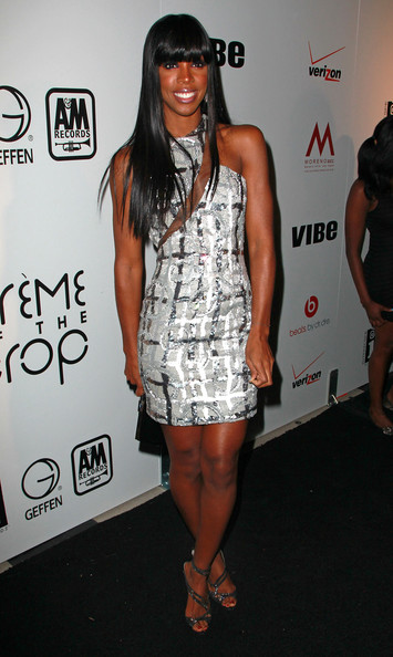 Kelly Rowland Evening Sandals