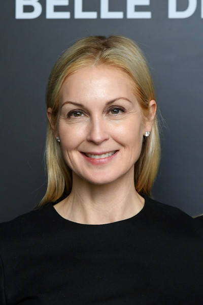 Kelly Rutherford Long Straight Cut