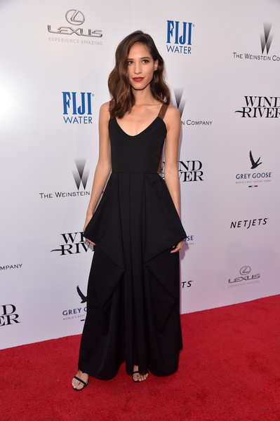 Kelsey Asbille Evening Dress