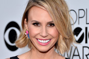 Keltie Knight Messy Cut