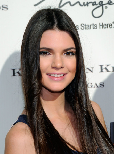 Kendall Jenner Neutral Eyeshadow