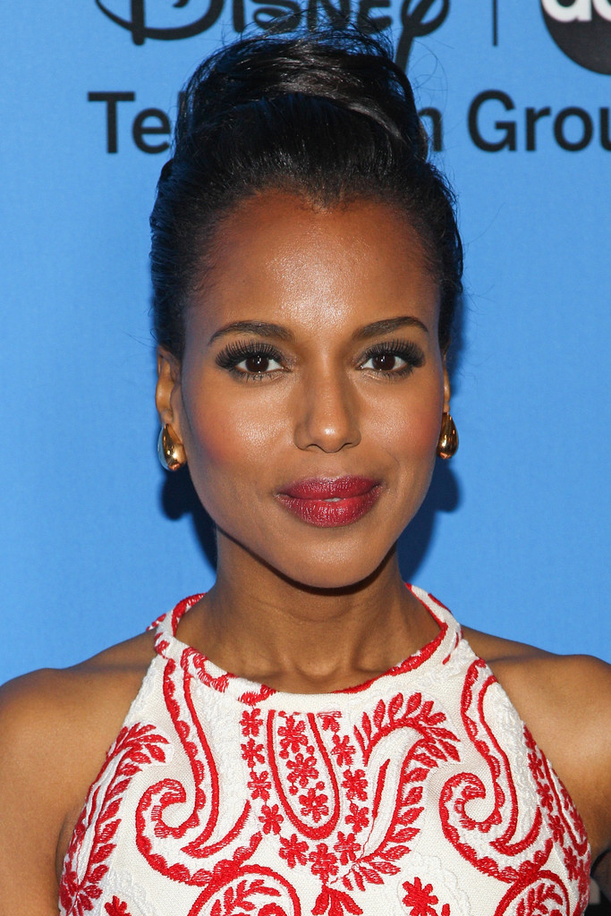 Kerry Washington Makeup Kerry Washington Beauty Stylebistro