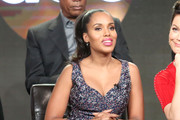 Kerry Washington Peplum Top