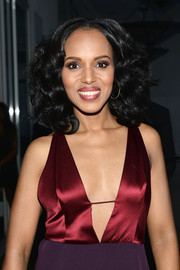 Kerry Washington looked sweet with her voluminous curls at the GLAAD Media Awards.