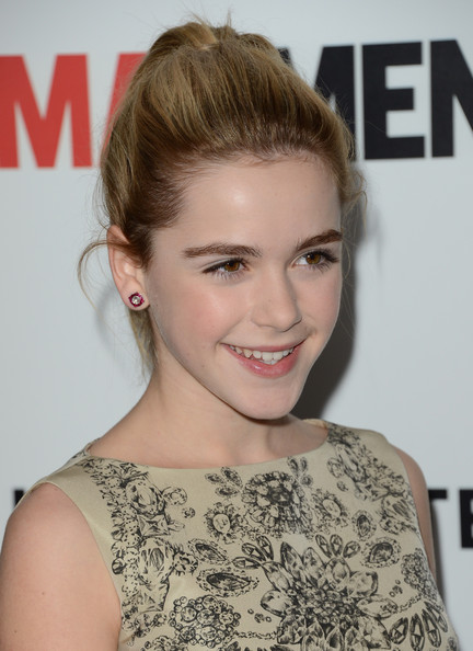 Kiernan Shipka Beauty