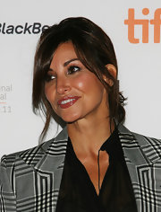 Gina Gershon wore a gorgeous messy-chic chignon at the 'Killer Joe' premiere during the Toronto International Film Festival.