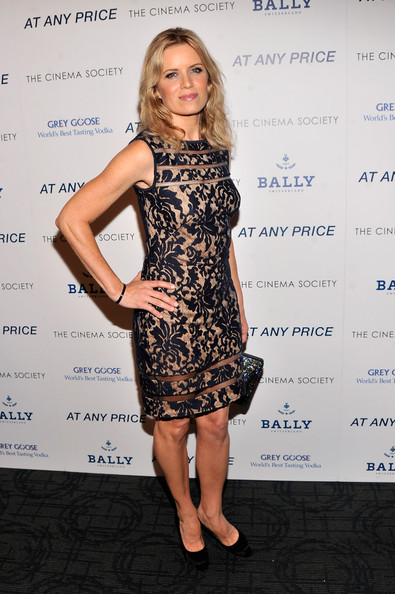 Kim Dickens Cocktail Dress