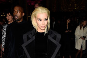 Kim Kardashian Evening Coat