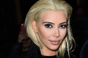 Kim Kardashian Medium Straight Cut