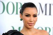 Kim Kardashian Gives Us Her Signature Smoky Eyes