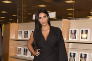 Kim Kardashian Wrap Dress