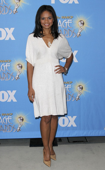 Kimberly Elise Cocktail Dress [clothing,white,dress,cocktail dress,shoulder,hairstyle,fashion,joint,footwear,leg,kimberly elise,naacp image awards,beverly hills,california,press conference,nomination announcement,nomination announcement and press conference]