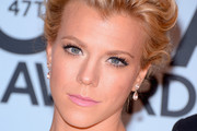 Kimberly Perry Bobby Pinned updo
