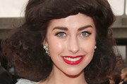 Kimbra Retro Hairstyle