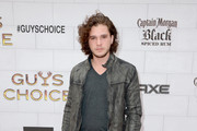 Kit Harington Leather Jacket