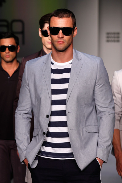Kris Smith Wayfarer Sunglasses