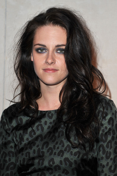 Kristen Stewart Long Curls
