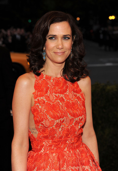 Kristen Wiig Dangle Decorative Earrings
