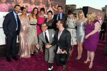 "Kristen Wiig Rebel Wilson Premiere Of Universal Pictures' ""Bridesmaids"" - Red Carpet"