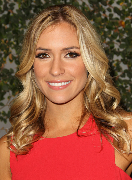 Kristin Cavallari False Eyelashes